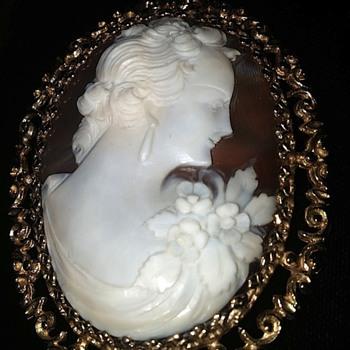 fancy cameo  - Fine Jewelry
