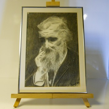 John Muir, Naturalist, Philosopher, 20 Century - Visual Art