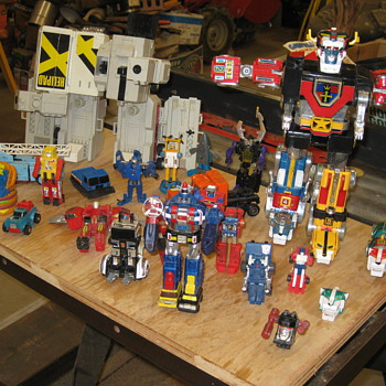 1980s son toys alarge collection - Toys