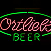 Ortlieb&#039;s Beer neon