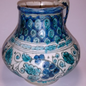 Rare from Holland repaired by my great great grandfather ( he lived in Delft) - Pottery