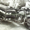 1930's Harley-Davidson Coca-Cola delivery vehicle