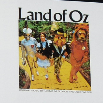 land of oz record album - Records