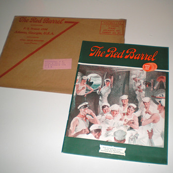 April 1931 Coca-Cola Red Barrel publication
