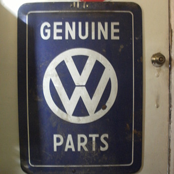 Unknown Volkswagen sign