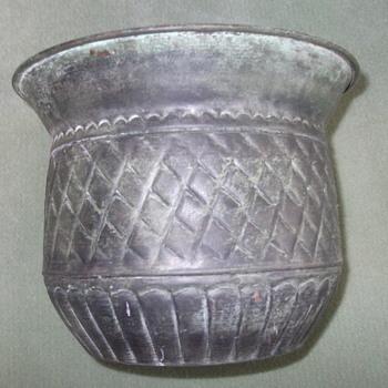 Copper Pot - Kitchen