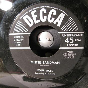 More 45 rpm's