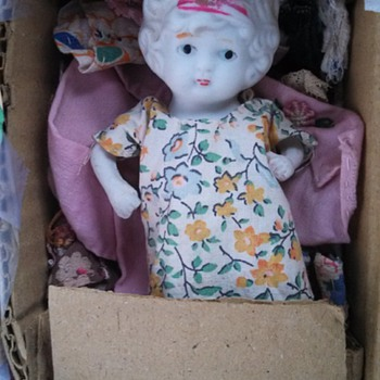 "Sad little ""doll"""