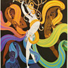 ERTE   Lyric Opera Original 1968 Poster - 42 years old!