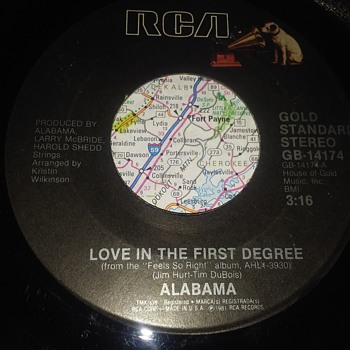Alabama...1981. - Records
