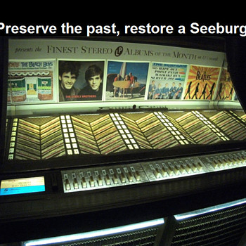 Seeburg Jukebox LPC1