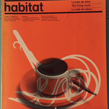 Habitat The living room notebook.