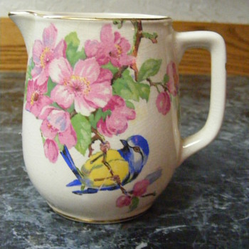 Oxford Creamer - China and Dinnerware