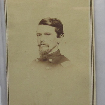 Lt. Col. Charles Baldwin, 11th Maine Regiment - Photographs