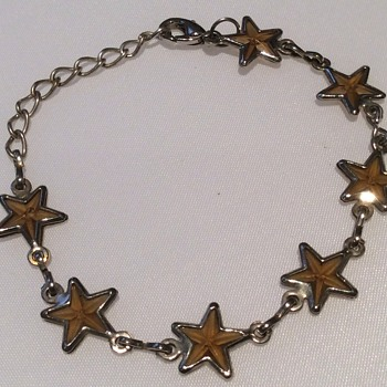 Small star bracelet - Costume Jewelry