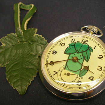 Little Sprout Promotion Pocket Watch - Pocket Watches