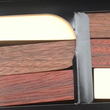 Yamaha wood block sample. - Advertising
