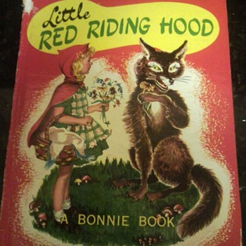 Little Red Riding Hood A Bonnie Book 4048, Not TV series...