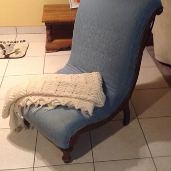 Mystery history chair