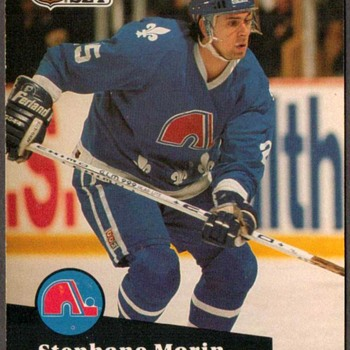 1991 - Hockey Cards (Quebec Nordiques)