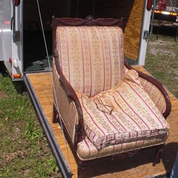 Victorian chair? - Furniture