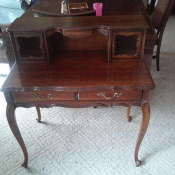 Queen Anne Writing Desk