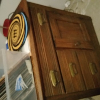 Washstand? From a yard sale