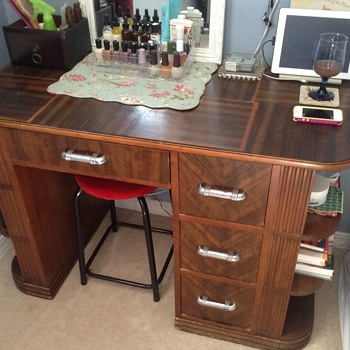 My vanity/desk - Furniture