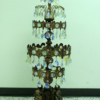 My most favorite GAWDY lamp from the past!!
