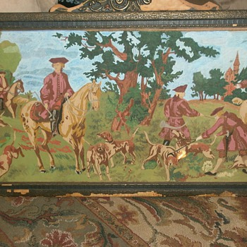 HELP! Antique painting? What is this! - Art Nouveau