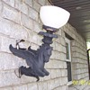mobil flying horse light(looking for globe 5&quot;base about 24&quot;long used as light on the outside of building.they are from the 60s 