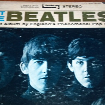 Beatles Meet the Beatles Vinyl Record
