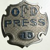 OFD Press Badge