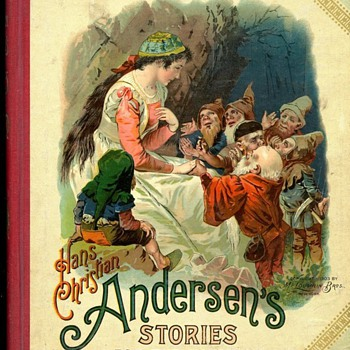Hans Christian Anderson's Stories for the Houshold - Books