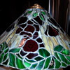 Could this be a Tiffany Studios Poppy Table Lamp or reproduction