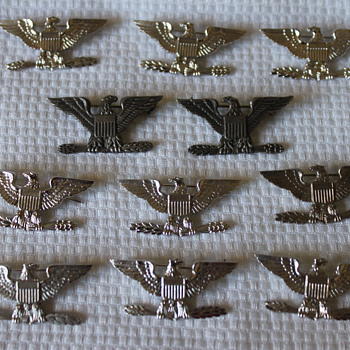 Sterling Military Wings