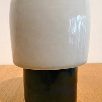 INGER PERSSON RÖRSTRAND 1960'S VASE/VOTIVE - Art Pottery