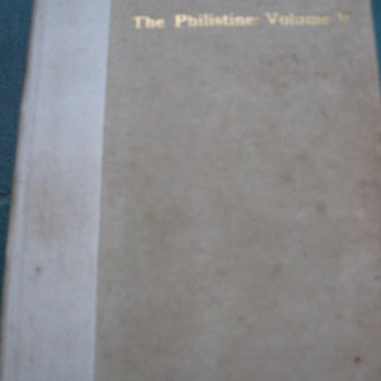 Philistine vol. 5....Roycroft Press..