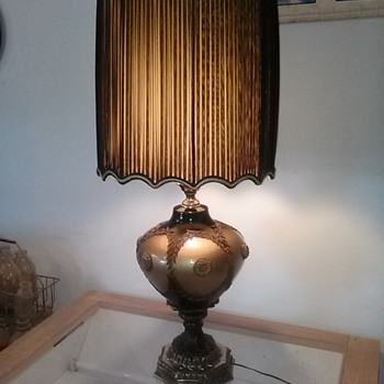 3' Table lamp
