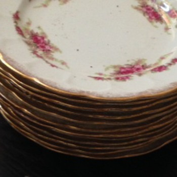 WH&CO  918 - China and Dinnerware