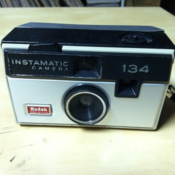 Kodak Instamatic 134