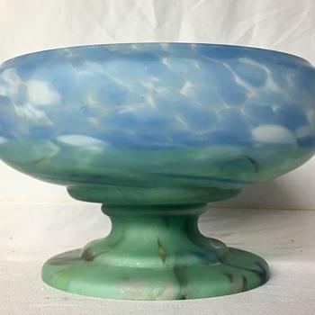 Ruckl - satin texture - Art Glass
