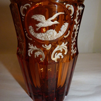 Ranftbecher 1840's-50's - Art Glass
