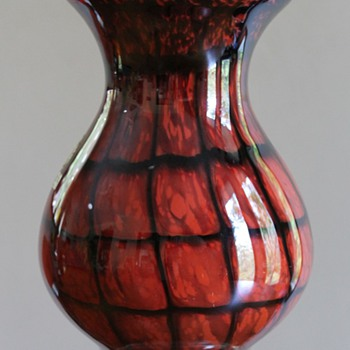 Taihei Japan Vase - Art Glass