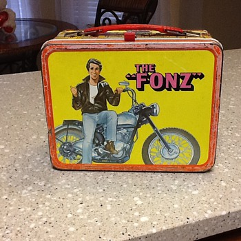 Happy Days lunch Box 1976