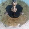 Belgium lamp stand