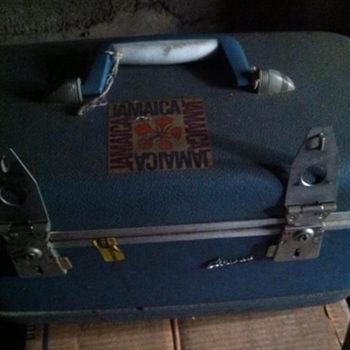 older luggage?