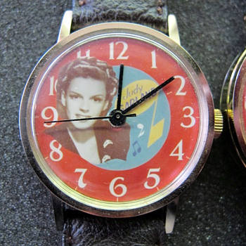 Judy Garland Wristwatch - Wristwatches