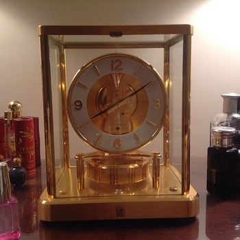 ATMOS 540 LE COULTRE  ClOCK
