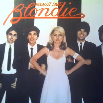 "Blondie ""Parallel Lines"" - Records"